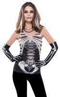 Ladie's Skeleton Tank Top [840967-55]