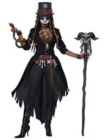 Ladies Voodoo Magic Costume