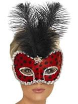 Lady Bug Visage Eyemask