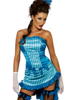 Adult Lady Elegance Costume [33436]