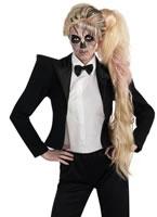 Adult Lady GaGa Tuxedo Costume [880488]
