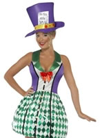Lady Mad Hatter Costume