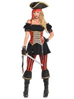 Lassie Lady Pirate Costume