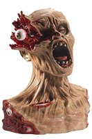 Latex Exploding Eye Zombie Bust Prop [46937]