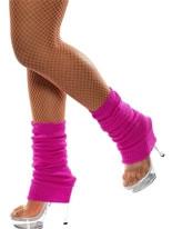 Leg Warmers Hot Pink [32757]