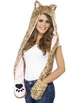 Leopard Hood [35494]