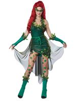 Adult Poison Ivy Lethal Beauty Costume