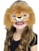 Childrens Lion Eye Mask