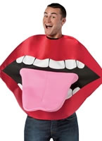 Lips & Tongue Costume [4007267]