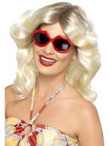 Lips Sun Glasses