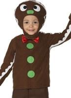 Child Little Ginger Man Costume [35939]