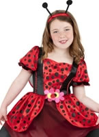 Child Little Lady Bug Costume [38636]