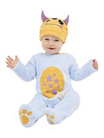 Little Monster Baby Costume [64014]