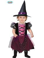 Little Pink Witch Costume
