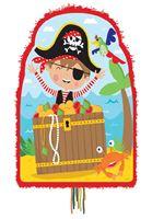 Little Pirate Pull Pinata