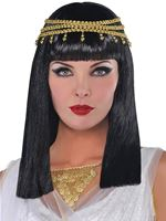 Long Egyptian Queen Wig [840835-55]