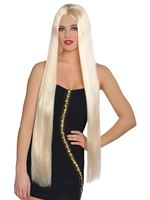 Long Lavish Blonde Wig
