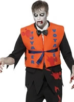 Lost at Sea Zombie Man Costume [23283]