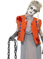 Adult Lost at Sea Zombie Woman Costume [23284]