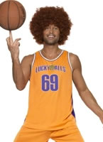 Lucky Balls Basketball Player Costume [29836]
