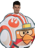 Adult Luke Fighter Pilot Angry Bird Costume