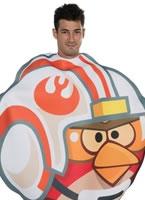Adult Luke Fighter Pilot Angry Bird Costume [887136]