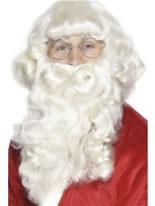 Luxury Santa Wig and Beard [30125]