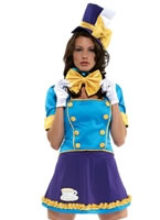 Mad Hatter Hottie Costume