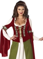 Adult Maid Marion Costume [01157]