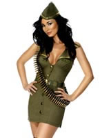 Major Fling Army Costume [30758]