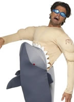 Man Eating Shark Costume [36378]