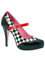 Mary Jane Shoe [5014-Piper]