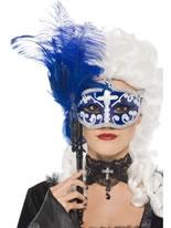 Masked Beauty Masquerade Eyemask [35062]