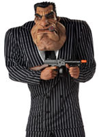 Adult Massive Mobster Gangster Costume