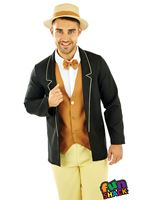Mens 20's Gentleman Costume