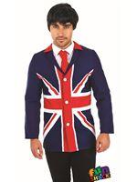 Mens 60's Mod Jacket Costume