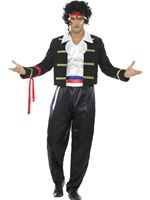 Mens 80's New Romantic Costume