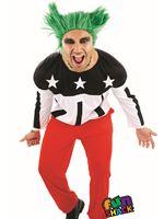 Mens 90's Rave Starter Costume [FS4368]