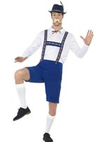 Mens Bavarian Costume