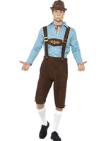 Mens Beer Fest Costume [49660]