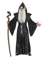 Mens Dark Wizard Costume [01469]