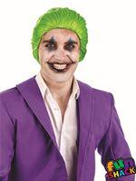 Mens Green Wig [FS4427]