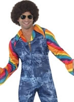 Adult Mens Groovier Dancer Costume