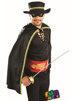 Mens Senor Bandit Costume