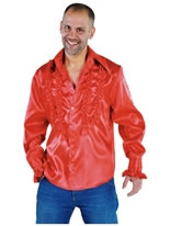 Adult Mens Red Soul Shirt [213220-7]