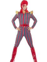 Mens Space Superstar Costume [43858]