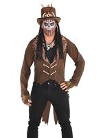 Mens Witch Doctor Jacket