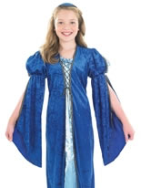 Merchants Daughter Childrens Costume