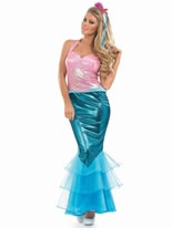 Adult Mermaid Costume [FS3273]