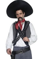 Adult Mexican Bandit Costume [34292]